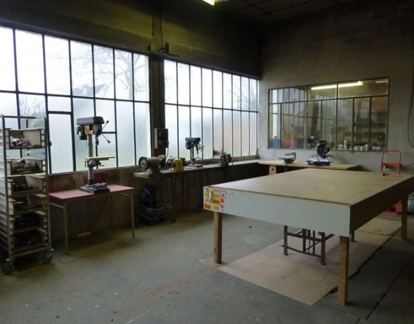 Atelier Ernest - Atelier collectif - Designers à Dijon