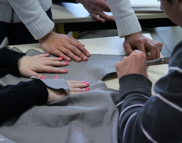 Parcours Starter avec le collectif A4 Designers pour les élèves du collège d'Echenon