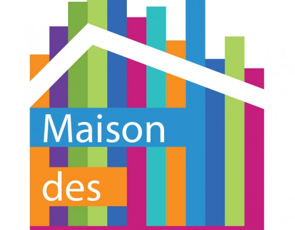 Logo réalisé par A4 designers pour la Maison des Associations à DIjon