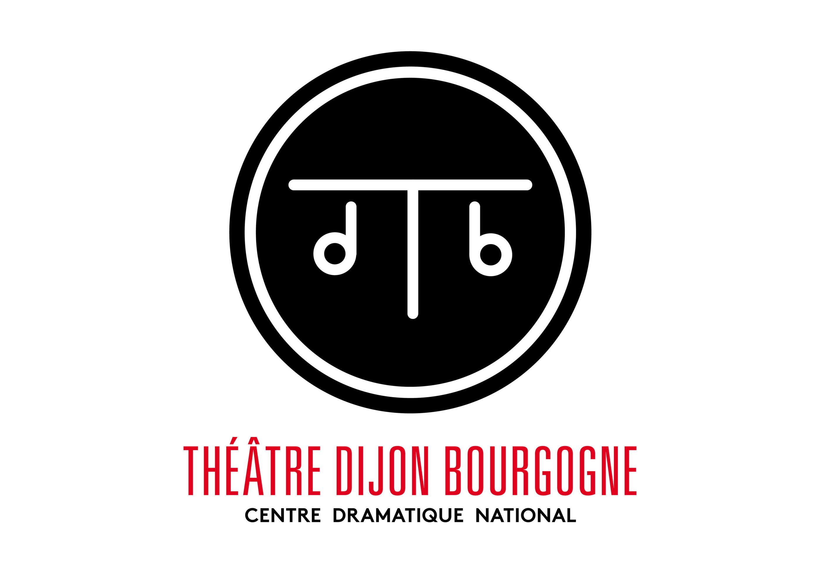 Logo Théâtre Dijon Bourgogne