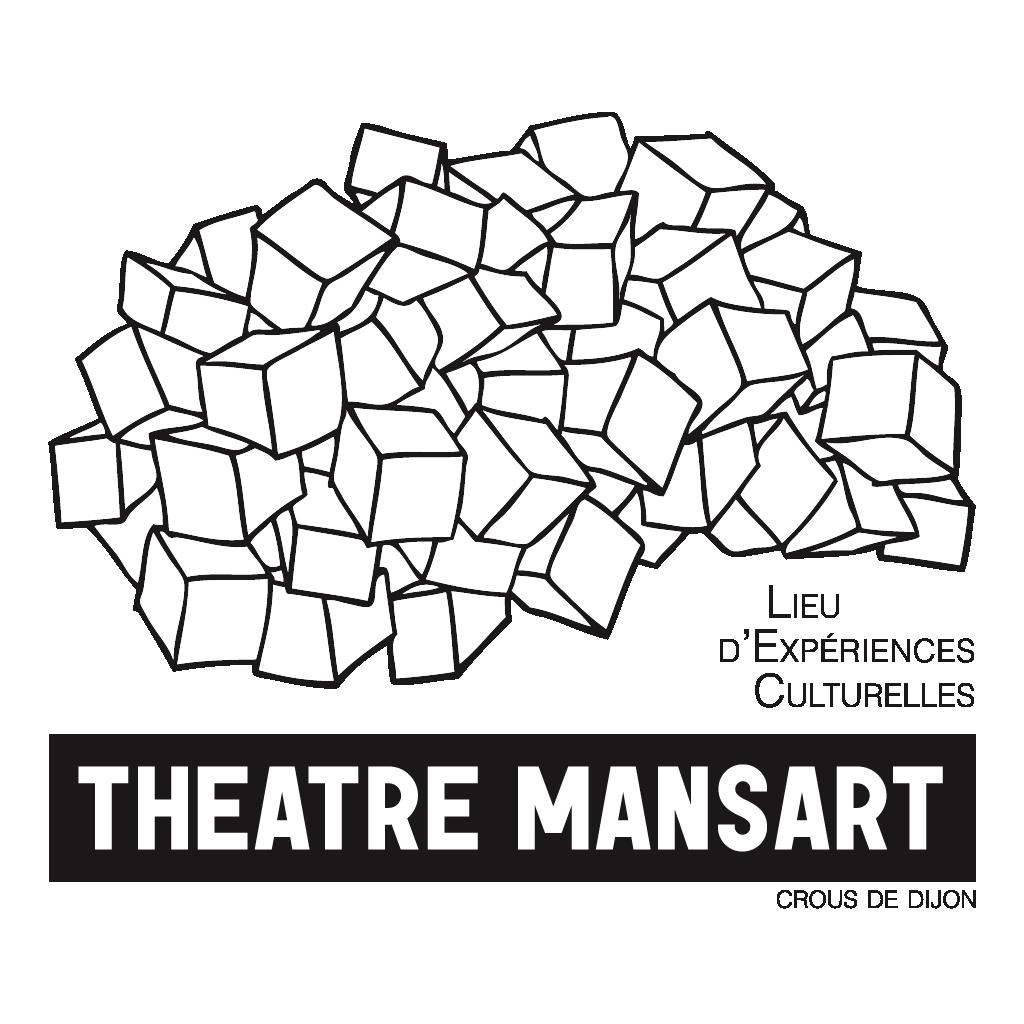 logo théâtre mansart dijon